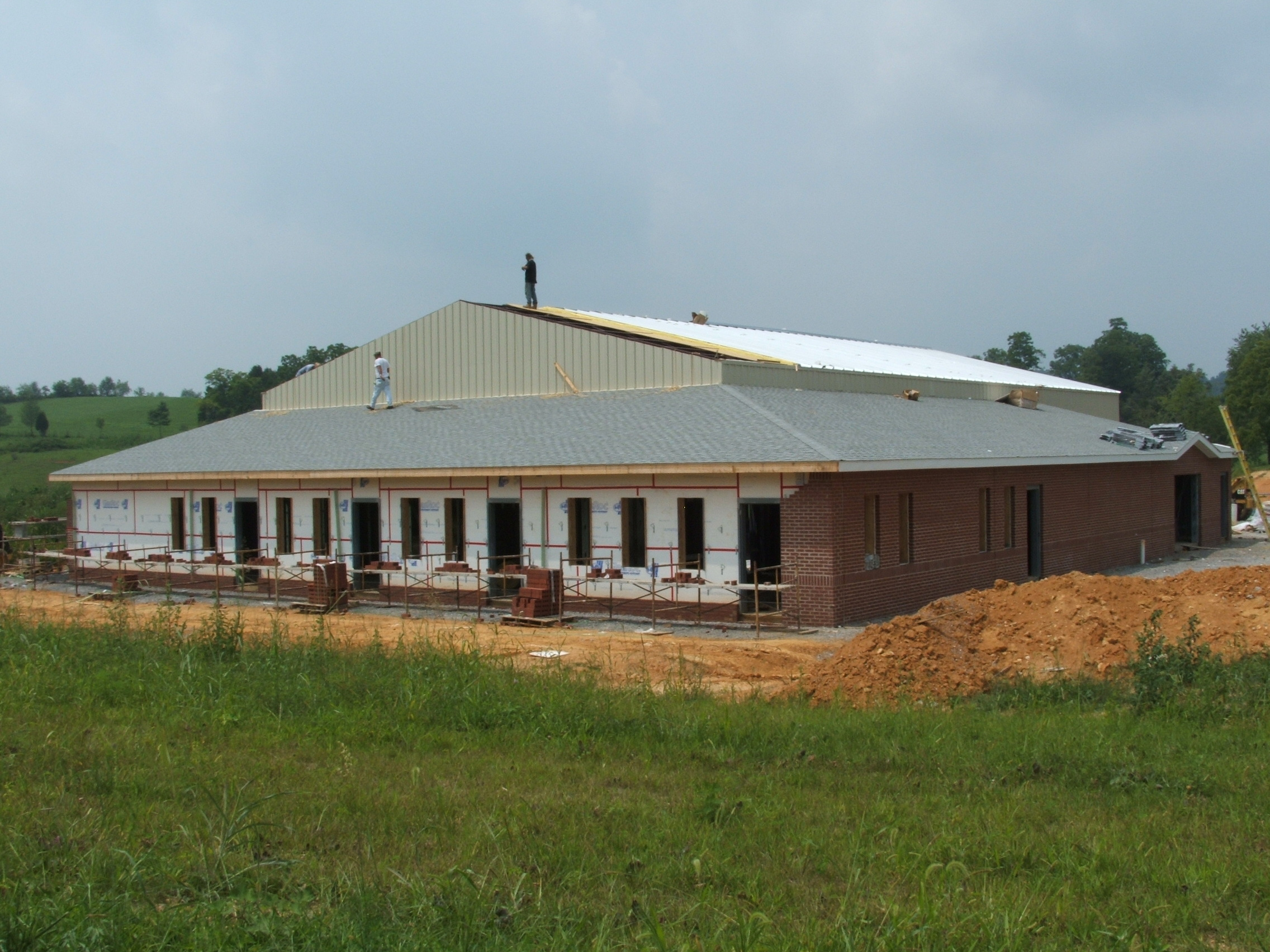 Services Building New