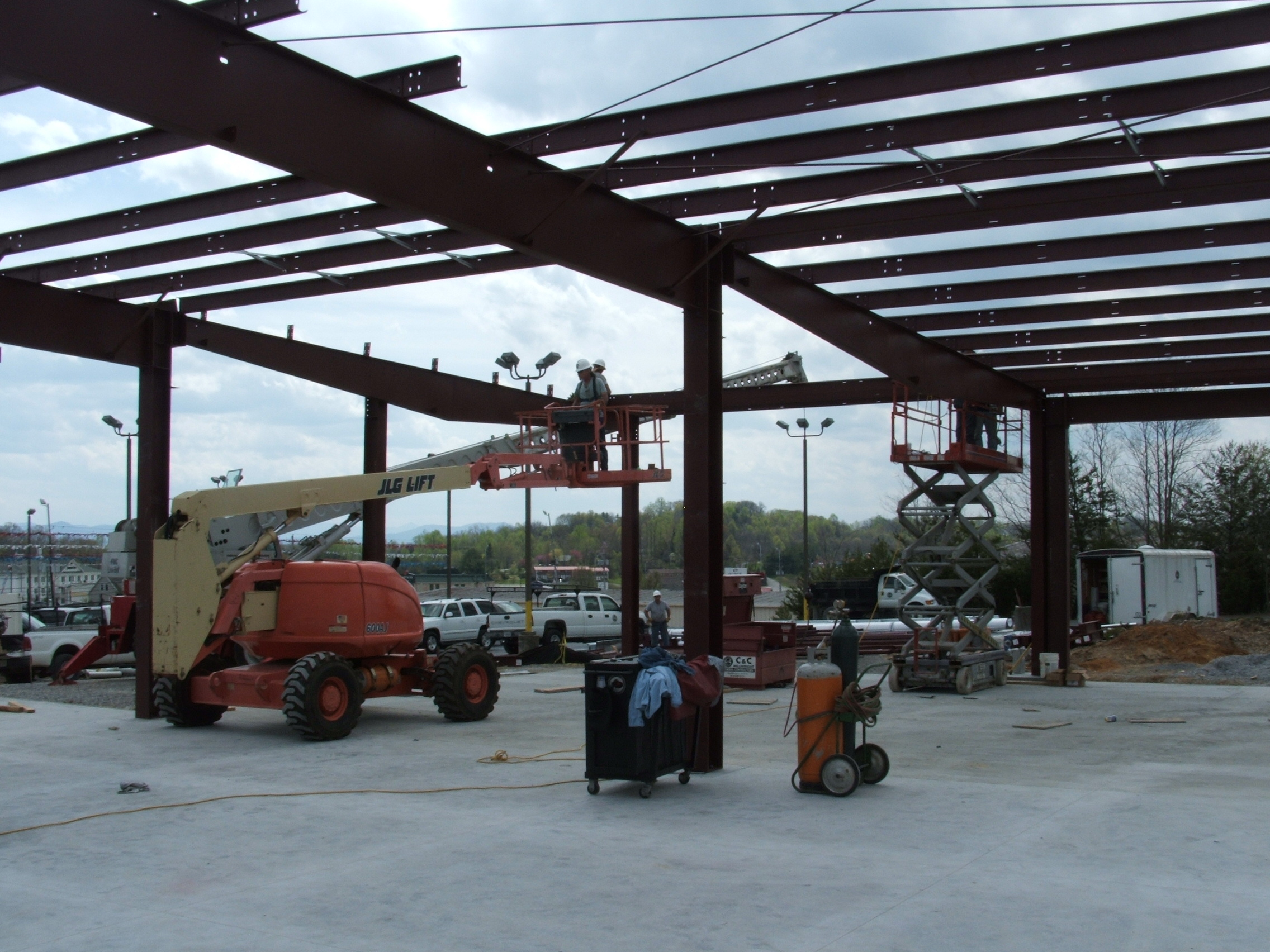 Service Steel Erection
